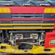 Schade herstel lichte bedrijfswagens, truck & trailer